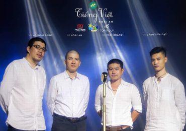 Nhạc sĩ Hoài An cùng Võ Hoài Phúc sản xuất MV Tiếng Việt