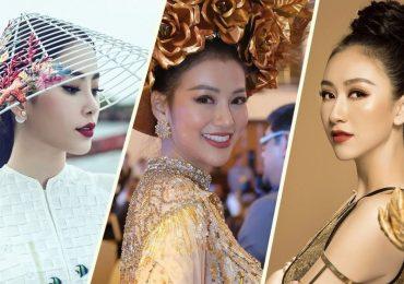 3 bộ quốc phục đẹp nhất của Việt Nam tại đấu trường nhan sắc Miss Earth