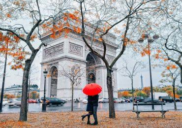Châu Âu – Hóa miền cổ tích khi thu về
