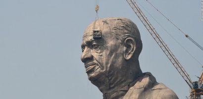 Tượng cao nhất thế giới sắp được khánh thành tại Ấn Độ