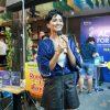 Hoa hậu H'Hen Niê quyết tâm bán sách xây dựng thư viện