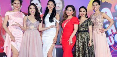 Hoa hậu Tiểu Vy rạng rỡ dự sự kiện cùng người đẹp Thùy Tiên