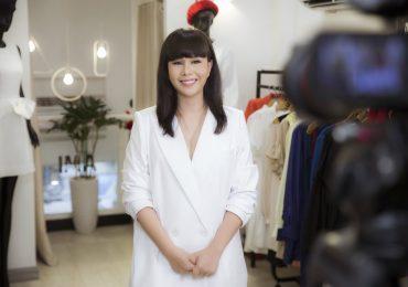 NTK Hằng Nguyễn mặc cá tính, gây sốt với nhan sắc trẻ trung tuổi 43