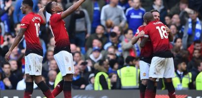 Nghịch lý Mourinho và MU sau trận đại chiến với Chelsea