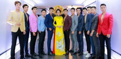 Á hậu Dương Yến Phi thần thái và đẳng cấp trong vai trò vedette cho NTK Nguyễn Tuấn