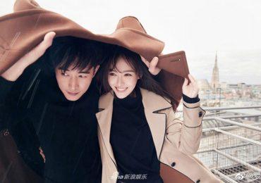 Bộ ảnh cưới được khen đẹp như chuyện cổ tích của Đường Yên – La Tấn