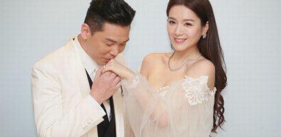 Dàn sao Hong Kong dự đám cưới Hoa hậu TVB và đại gia