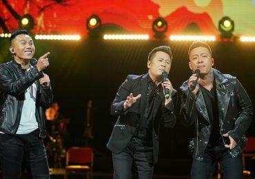 Ban nhạc Quả dưa hấu tái ngộ, xúc động ôn lại kỷ niệm 20 năm ca hát