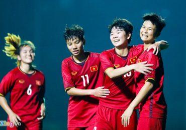 U19 nữ Việt Nam đánh bại Jordan 4-0 tại giải châu Á