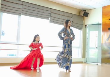 Hoa hậu nhí Á Âu 2018: Đại diện Việt Nam ráo riết tập luyện trước 'giờ G'