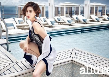Kim Sung Ryung – Hoa hậu 51 tuổi trẻ đẹp, gợi cảm và giàu có ở showbiz