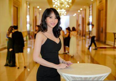 Lucy Như Thảo dự sự kiện sau 2 tháng trên phim trường Đà Lạt
