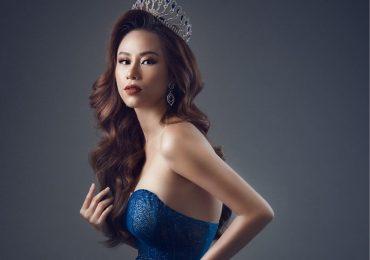 Á hậu Yến Nhi lọt top 15 tại Miss Globe 2018