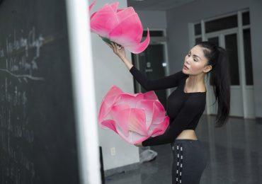 Kim Nguyên tự tin chuẩn bị lên đường chinh chiến tại Hoa hậu Châu Á