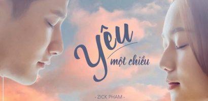 Zick Phạm 'nhá hàng' sản phẩm mới kết hợp với hit maker Vương Anh Tú