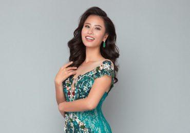 Á hậu Yến Nhi đại diện Việt Nam dự thi 'Miss Globe 2018'