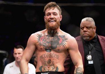 McGregor bị cấm thi đấu một tháng
