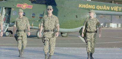 'Hậu duệ mặt trời' Việt Nam 'phá hỏng' hình ảnh quân nhân Việt