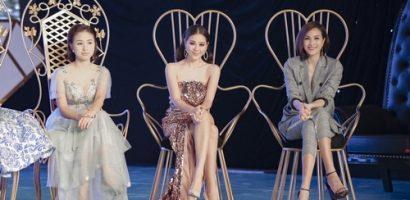 Nam Thư tự tin ngồi 'ghế nóng', tranh tài hùng biện cùng dàn sao Việt
