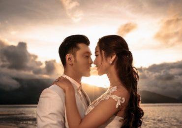 Ưng Hoàng Phúc nắm chặt tay Kim Cương đi đến bến bờ hạnh phúc