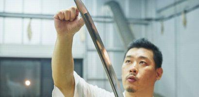 Rèn kiếm samurai – di sản Nhật có nguy cơ thất truyền