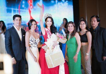Đại diện Việt Nam xuất sắc đăng quang Hoa hậu Du lịch Thế giới 2018