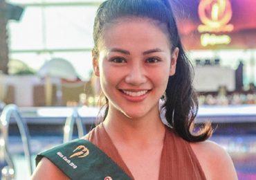Đại diện Việt Nam được khen ngợi khi chụp ảnh mặt mộc tại Miss Earth 2018