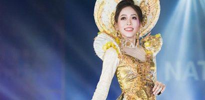 Trang phục dân tộc độc đáo tại Miss Grand International 2018