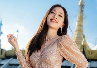 Ảnh chân dung của Á hậu Phương Nga lọt top 9 Miss Grand International 2018