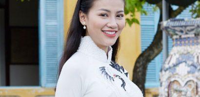 Phương Khánh kêu gọi bảo vệ Đồng bằng sông Cửu Long tại Miss Earth 2018