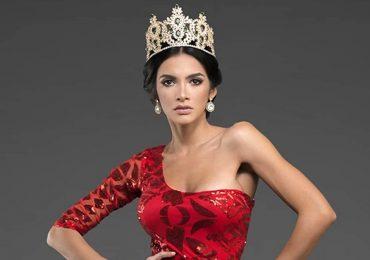 Vẻ đẹp bốc lửa của tân Hoa hậu Hòa bình Quốc tế 2018