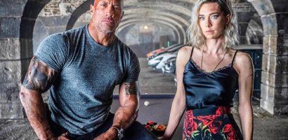 The Rock giới thiệu mỹ nhân đóng ngoại truyện 'Fast & Furious'