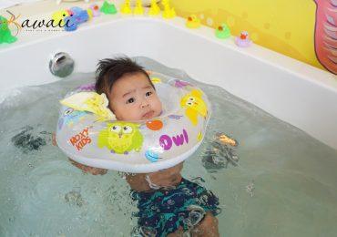 Dịch vụ 'Bé bơi thủy liệu' tại Kawaii Spa có gì đặc biệt?