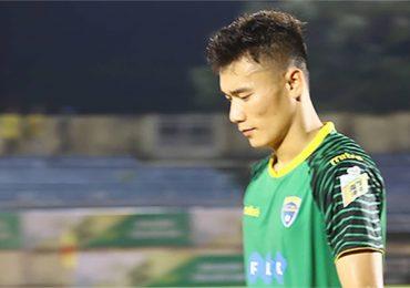 Bùi Tiến Dũng liên tiếp sai lầm, Thanh Hoá mất Cup quốc gia