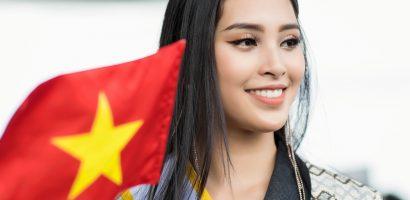 Trần Tiểu Vy được dự đoán vào top 10 Miss World 2018