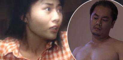 Quỳnh búp bê: Phương Oanh mất 2 ngày quay cảnh Quỳnh bị bố dượng cưỡng hiếp