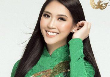Người đẹp Tường Linh bất ngờ ghi danh 'Hoa hậu Bản sắc Việt toàn cầu' mùa 2