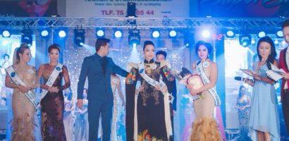 Thái Nhã Vân giành cú đúp cuộc thi sắc đẹp tại Đan Mạch