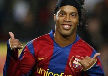Ronaldinho vỡ nợ, tài khoản chỉ còn 5 bảng