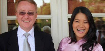 Kim Ngân: 'Tôi may mắn khi chồng luôn yêu thương, tôn trọng'