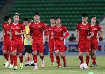 AFF Cup 2018: Việt Nam và Lào tập kín trước trận quyết đấu