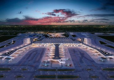 Sân bay lớn nhất thế giới tại thành phố nằm giữa Á – Âu