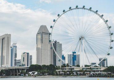Singapore Flyer: Vòng đu quay lớn nhất Châu Á