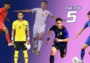 Anh Đức vào top 5 cầu thủ ấn tượng lượt đầu AFF Cup 2018