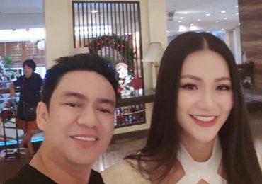 Gia đình lên tiếng về tin Phương Khánh hẹn hò bác sĩ Chiêm Quốc Thái