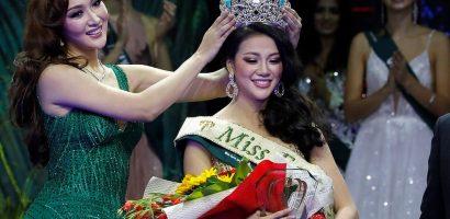 Hoa hậu Phương Khánh lên tiếng về tin đồn mua giải, dao kéo gương mặt