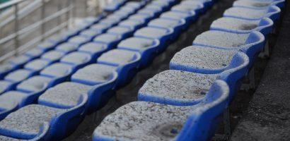 AFF Cup 2018: Sân vận động trận Lào – Việt Nam nhếch nhác sát ngày thi đấu
