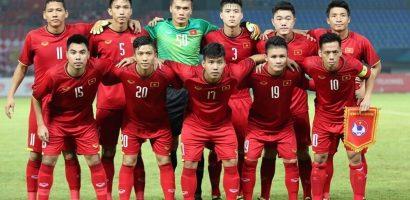 Thầy Park hoàn thành mục tiêu đưa Việt Nam vào top 100 thế giới