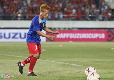 AFF Cup 2018: 'Messi Lào' rút lại quyết định chia tay đội tuyển quốc gia