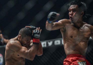 Sau Pacquiao, Philippines lại có thêm võ sĩ làm rạng danh nước nhà